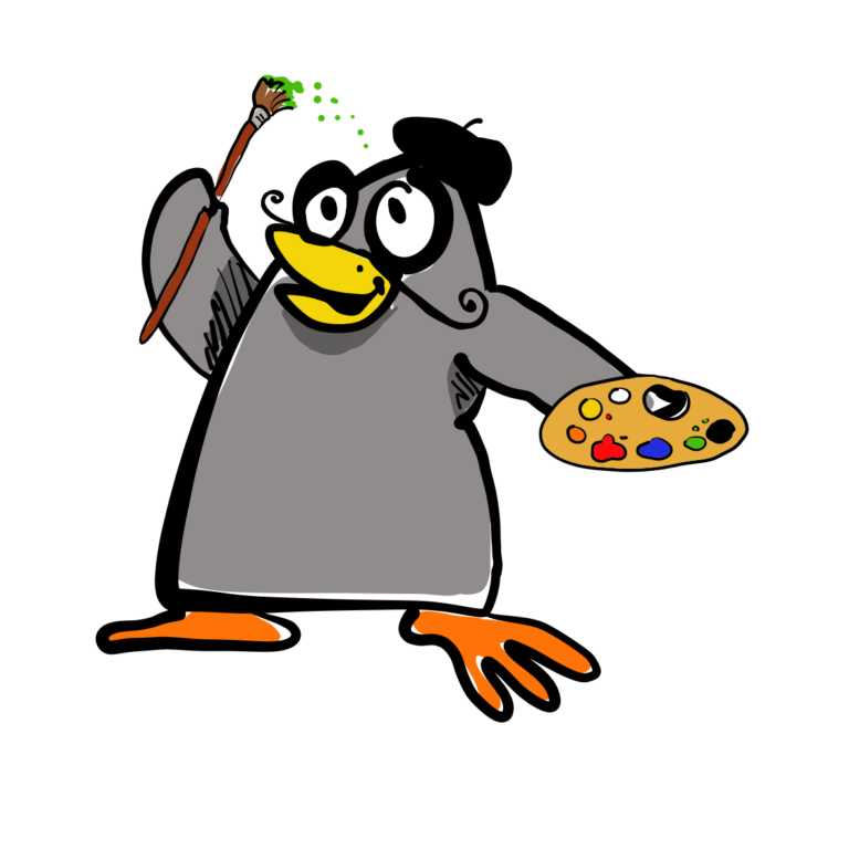 Pingu Künstler